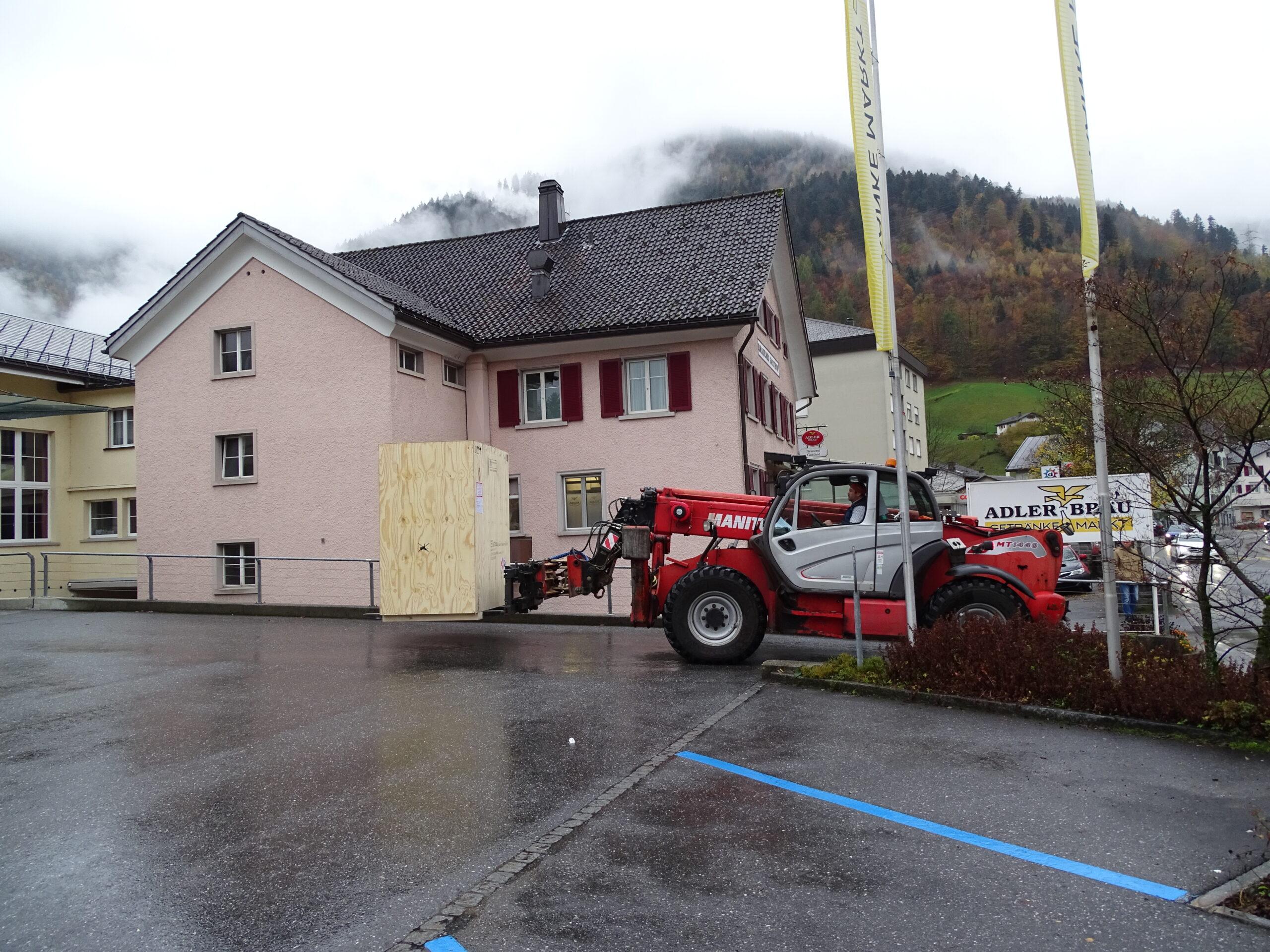 Brauerei Adler - Dampfanlage
