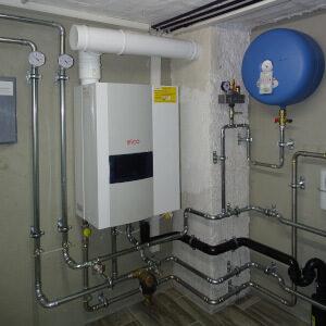 Gasheizung - Steinmann Heizung GmbH
